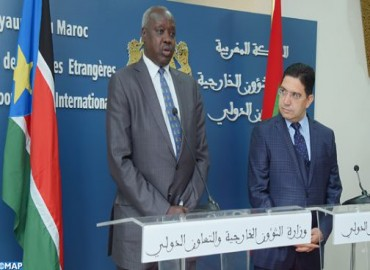 Sahara Issue: South Sudan Expresses Support for Morocco's Territorial Integrity, Lauds Autonomy Plan