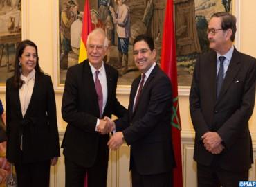 España y Marruecos evalúan positivamente su cooperación en todos los ámbitos