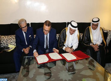 Saudi Fund for Development Grants Morocco $100 Million to Support SME