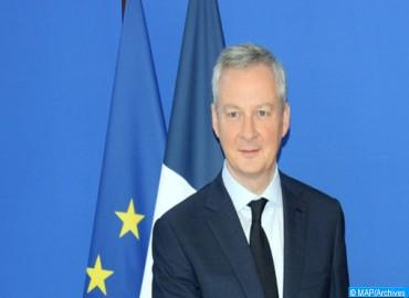 Le ministre français de l'Economie en visite au Maroc vendredi prochain