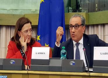 La comisión parlamentaria mixta Marruecos-UE llama a consolidar los logros de la asociación bilateral