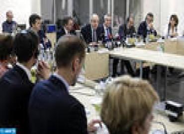 Marruecos participa en Bélgica en una reunión cuadripartita sobre la cooperación en la lucha contra el terrorismo