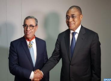 El PDG del BCP condecorado Comandante de la Orden Nacional de Costa de Marfil