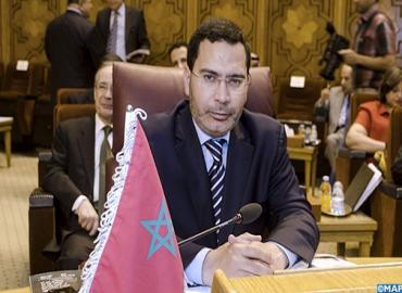 Le ministre de la Communication participe à la 45ème session du Conseil des ministres arabes de l'Information au Caire