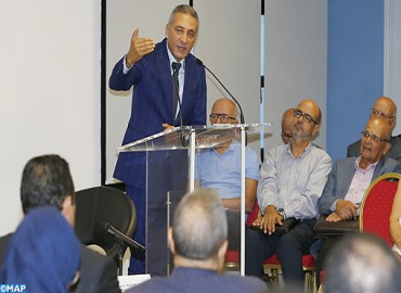 M.Elalamy : Le taux d'intégration locale en industrie automobile se situe actuellement à 50%