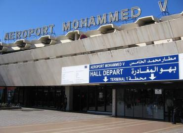 دخول الإجراءات الأمنية المطبقة بالمطارات الوطنية على السوائل والغازات المضغوطة والهلاميات