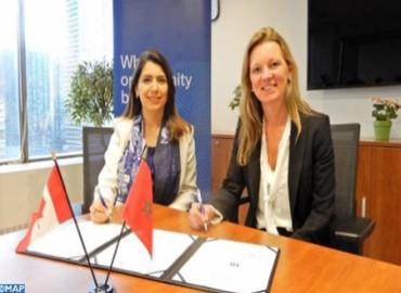 Casablanca Finance City y Toronto Finance International firman un acuerdo para una mayor cooperación