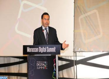 وزير الاتصال يترأس بالدارالبيضاء افتتاح ملتقى المغرب الرقمي