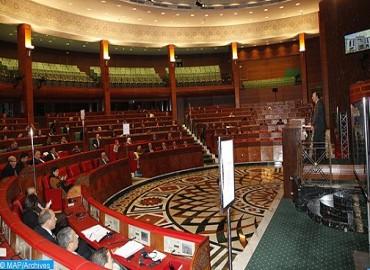 La Chambre des conseillers adopte deux projets de loi relatifs au service militaire et aux Centres régionaux d'investissement