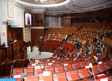 Chambre des représentants: Le développement des provinces du Sud au centre de la séance mensuelle de
