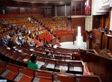 Chambre des représentants: Adoption de projets de loi relatifs à l'audiovisuel, la médiation institutionnelle, la médecine et la qualité alimentaire