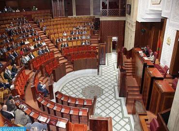 La chambre des représentants adopte 4 projets de loi portant approbation de conventions internationales
