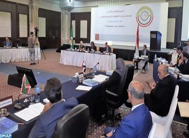 المغرب يشارك في أشغال الدورة ال 38 لمجلس وزراء الشؤون الاجتماعية العرب بشرم الشيخ