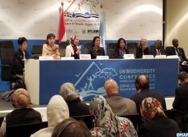 المغرب يشارك بشرم الشيخ في أشغال مؤتمر الأطراف ال14 لاتفاقية الأمم المتحدة للتنوع البيولوجي