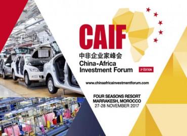 مراكش تحتضن الدورة الثانية للمنتدى الصيني - الإفريقي للاستثمار