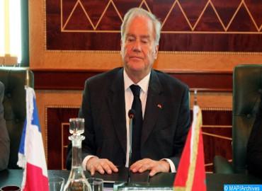 Parlamento Europeo: El presidente del grupo de amistad Francia-Marruecos del Senado