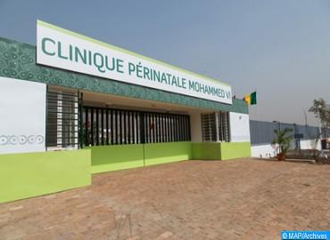 Clinique périnatale Mohammed VI à Bamako : le ministre malien de la Santé exprime sa profonde gratitude à SM le Roi