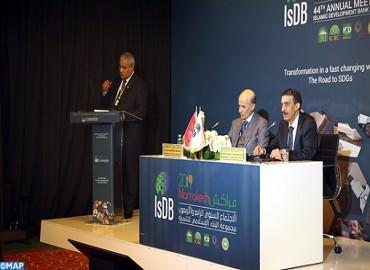 Morocco-IDB, New Partnership 2019-2022