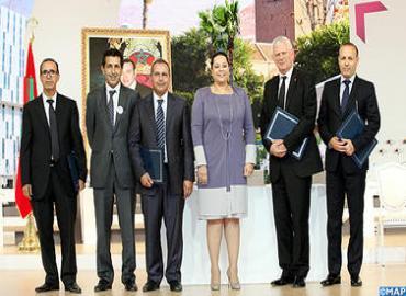 5ème Sommet mondial de l'entrepreneuriat - Marrakech 2014