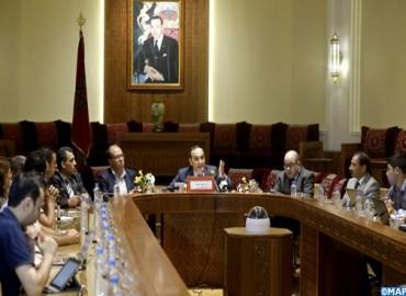 السيد المالكي : حصيلة الدورة الثانية لمجلس النواب كانت إيجابية على الرغم من طابعها الاستثنائي