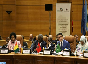 Ministerial Conference for African Agenda on Migration, Occasion to Solve African Challenges, South African FM