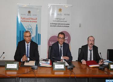 السيد الصبيحي : 13 وزير ثقافة بدول غرب إفريقيا أكدوا حضورهم معرض الدار البيضاء للكتاب
