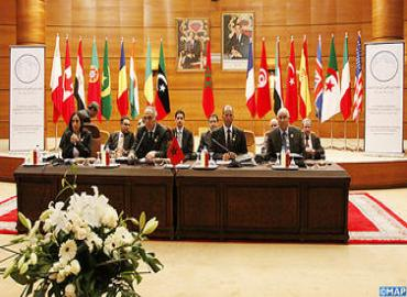 Rabat Conference Calls For Creation Of Regional Training Center For Officers In Charge Of Border Security