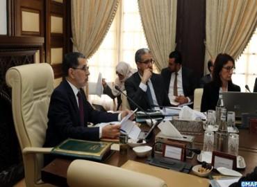 Le chef du gouvernement préside la 14è session du Conseil d'administration de l'Office national des hydrocarbures et des mines (ONHYM)