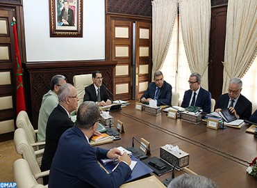 مجلس الحكومة ليوم الخميس 22 يونيو 2017