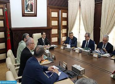 Réunion du Conseil de gouvernement  du vendredi 12 janvier 2018