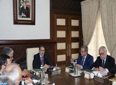 السيد العثماني: الحكومة بصدد إرساء نظام متكامل لتغطية عواقب الوقائع الكارثية