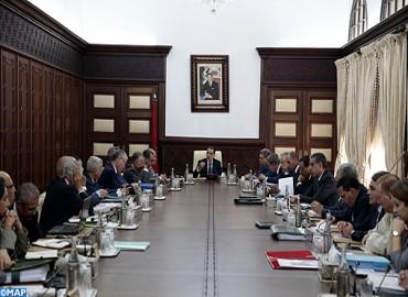 مجلس الحكومة ليوم الخميس 24 غشت 2017