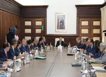 El Consejo de Gobierno aprueba el Proyecto de Ley de Finanzas 2020 y los textos que lo acompañan