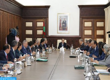 أشغال اجتماع مجلس الحكومة ليوم 13 فبراير 2020