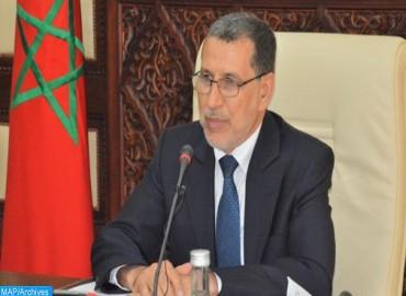 M. El Otmani préside la délégation marocaine à la 32-ème session ordinaire de la commission de l'UA
