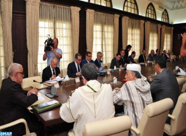 مجلس الحكومة ليوم الخميس 30 يونيو 2016
