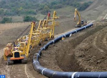 Nigeria-Morocco Gas Pipeline Project to Have Significant Impact on the Entire Region (French Website)
