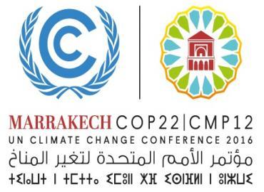 Conférence de l'ONU sur les changements climatiques (COP22)