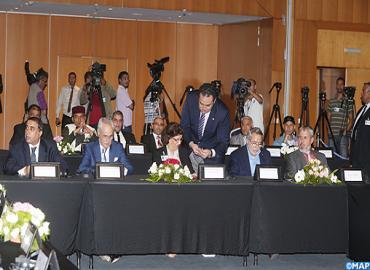 Crise en Libye: Les parties libyennes paraphent l'Accord de Skhirat
