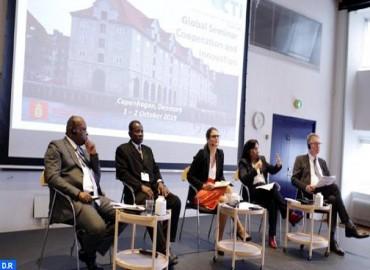 SIC 2024: la Sra. Bouayach presenta la experiencia de la CNDH en Copenhague
