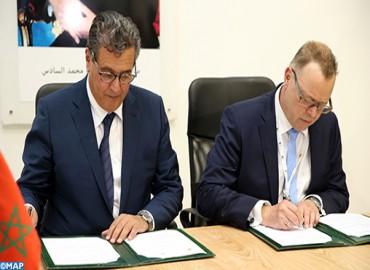 SIAM 2019: Le Maroc et l'Allemagne signent une déclaration d'intention sur le projet DIAF
