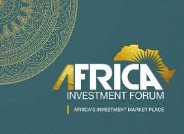 منتدى إفريقيا للاستثمار