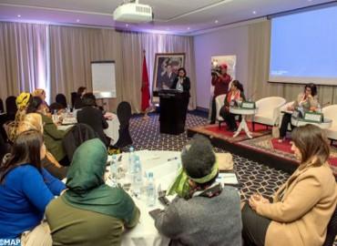 Mme El Moussali: L'égalité genre, prélude à l'autonomisation de la femme