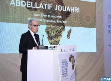 Stabilité financière: M. Jouahri souligne les effets