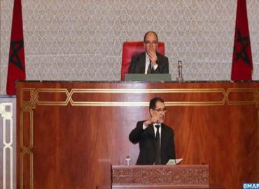 رئيس الحكومة السيد سعد الدين العثماني