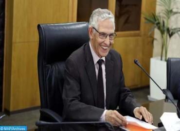السيد الداودي : الإطار الجديد للشراكة بين البنك الدولي والمغرب 2019-2024 برنامج طموح