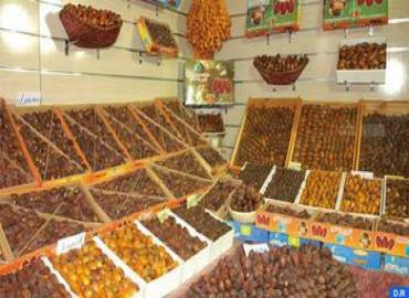 Morocco Produces 128,000 T of Dates in 2016