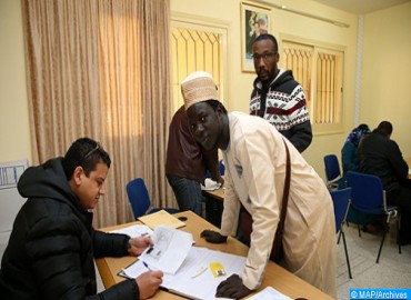 SM el Rey da sus altas instrucciones para mejorar las condiciones de integración de los extranjeros especialmente africanos