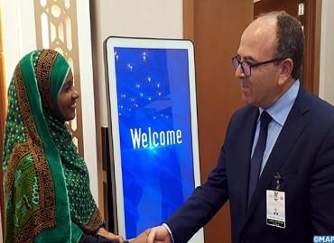 السيد بن شماش: المغرب يرغب في الارتقاء بعلاقاته مع إثيوبيا إلى شراكة مربحة للطرفين