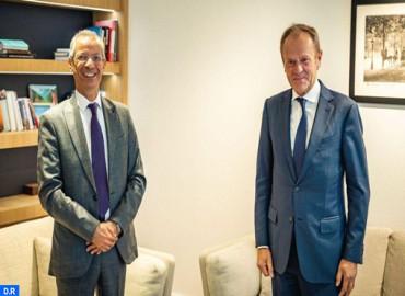 Le Président du PPE plaide pour un partenariat plus fort avec le Maroc